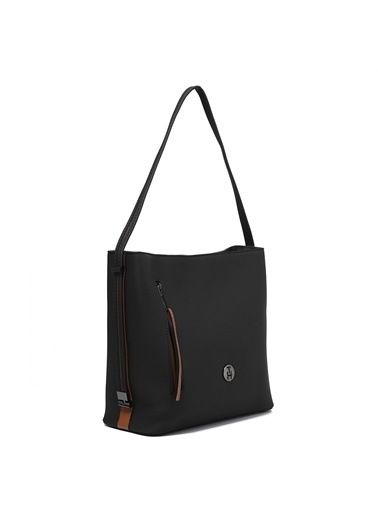 TH Bags   Kadın Omuz Çantası Th-Yk13308  Siyah